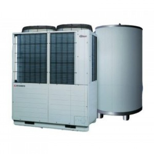 CO2 R744 (Q-ton) Heat Pump