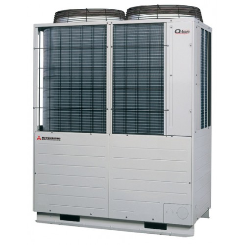 Q-ton Air to Water Commercial Heat Pump